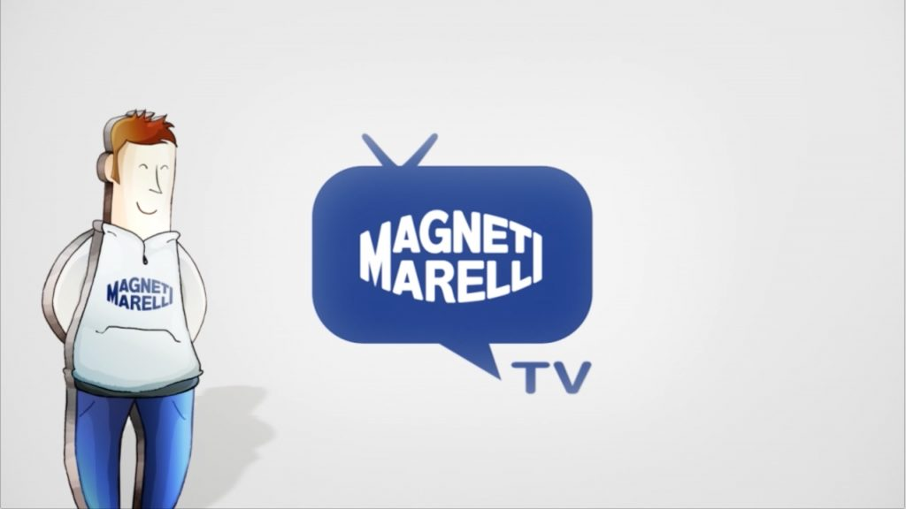 Format tv, Magneti Marelli, Layout